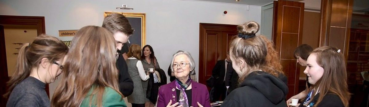 Annual Lecture 2019 Presented by Lady Hale DBE