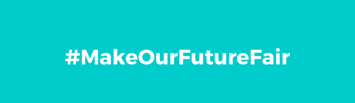 Children's Law Centre Joins Calls to #MakeOurFutureFair