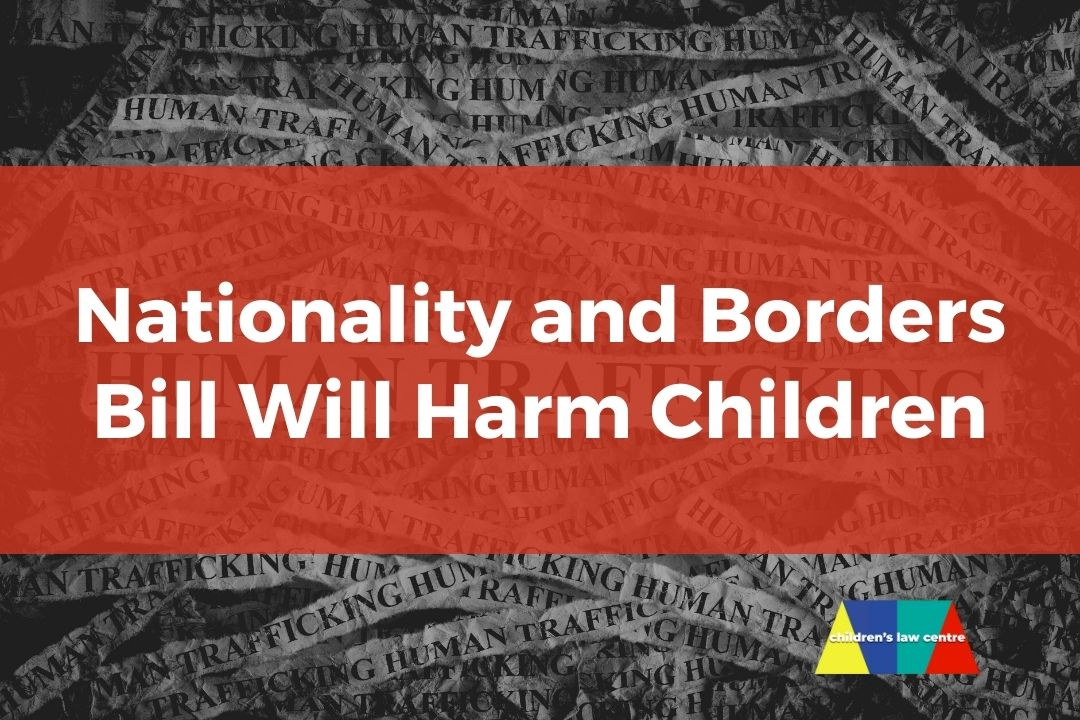 Nationality and Borders Bill