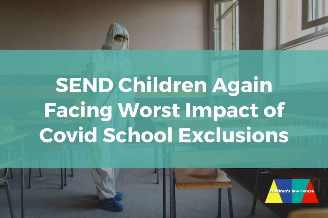 COVID-19 School Exclusions
